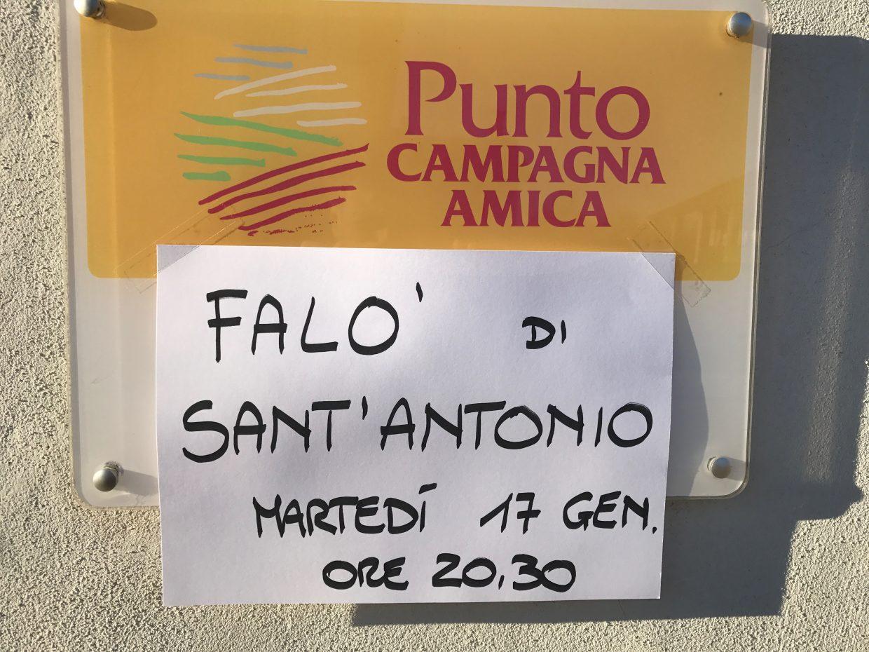 Falò di Sant'Antonio